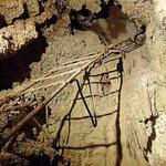 ...old old metal ladder