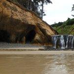 Waterfalls & Cave