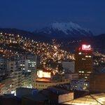 Vista do Hotel em La Paz