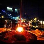 Vista do restaurante Taberna Ibérica