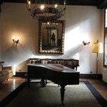 one fabulous reception area