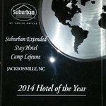 2014 Hotel Of The Year