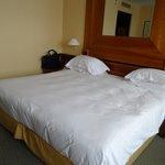 Habitación amplia y muy cómoda