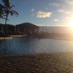 Vista de piscina
