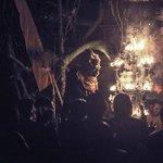 Kecak Fire & Trance Dance - Ubud - Bali - Indonesia - Wandervibes - fire chandelier
