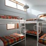 6 Bed Dorm Rooms