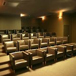 The seating in our cinema