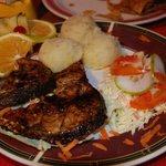 Steak baracuda