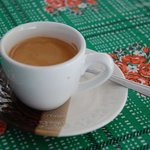 The fist good coffe on caye calker