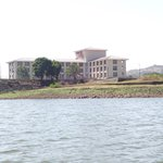 Hotel from Boating