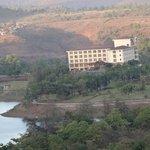 Hotel from Ropway