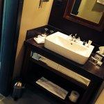 Das Badezimmer Aspria