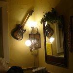 Blues Room Decor