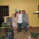 Con gabriel y naty en Tropical Haven :)
