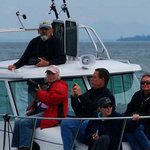 Our tour with Captain Jim