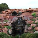 Senya's fountain