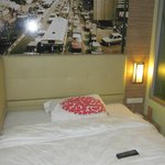 Room-mattress comfy