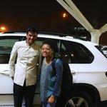 Best Driver, Naresha!
