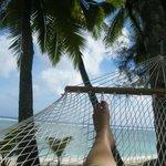 Aaahhhh relaxing!