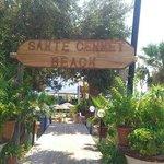 sahte cennet beach club girişi