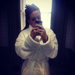 Suite 103 had thee most fluffiest bathrobes!!!