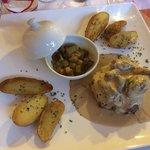 Filet de bœuf sauce morilles