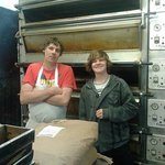 Patrick the Baker with Michael