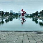 Dongguan Square main sculpture