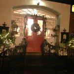 festive welcome