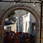 Bet-Dwarka main enterance