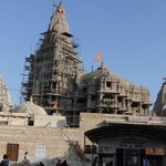 Dwarka-dhees temple