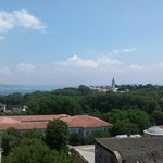 View from the roof, Topkapi