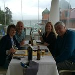 Our last night's meal in Olhao
