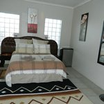 Dubbel bed room