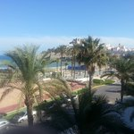 Lovely view from our balcony!!! Oct 2013