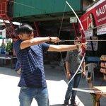 Archery section
