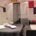 chambre Mondrian