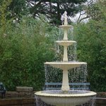 The lovely fountain