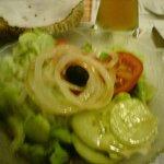 Beilagen Salat.