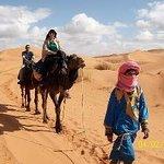 trip by camel