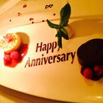 Thanks Capital Grille for a fantastic 5 year anniversary dinner!!