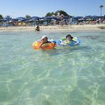 toller Strand,sauber und ca 27 C° warm