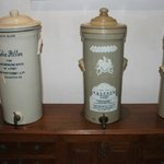 Old water filters