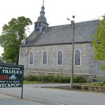 Located opposite the village church