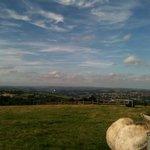 spectacular views too :-)
