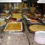 buffet dessert