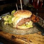 burger maison un régale! !!!