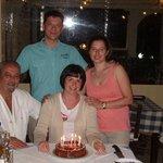 Geburtstag im Zorba's