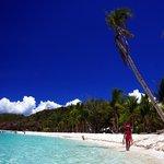 Malcapuya Island beach, paradise
