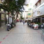 leedra street